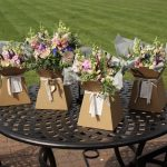 Kent wedding florist bouquets